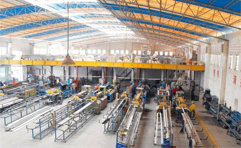 UPVC Profiles Production Lines