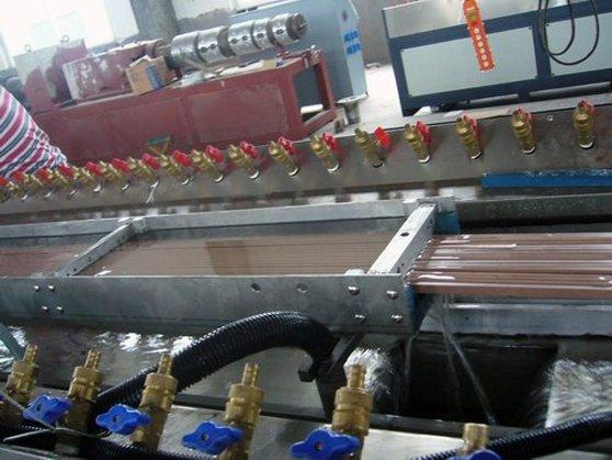 WPC Profiles Production Lines