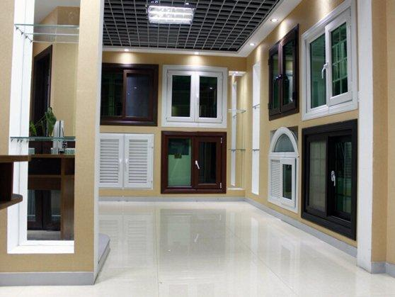 UPVC Profiles Showroom2