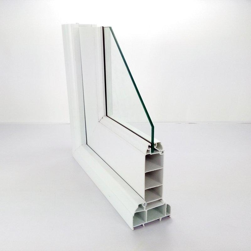 Pvc Door Profile -40# Swing Type