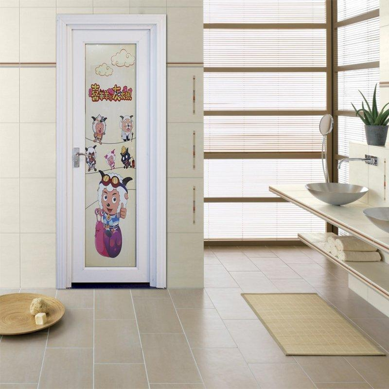 Pvc Door Profile -40# Swing Type