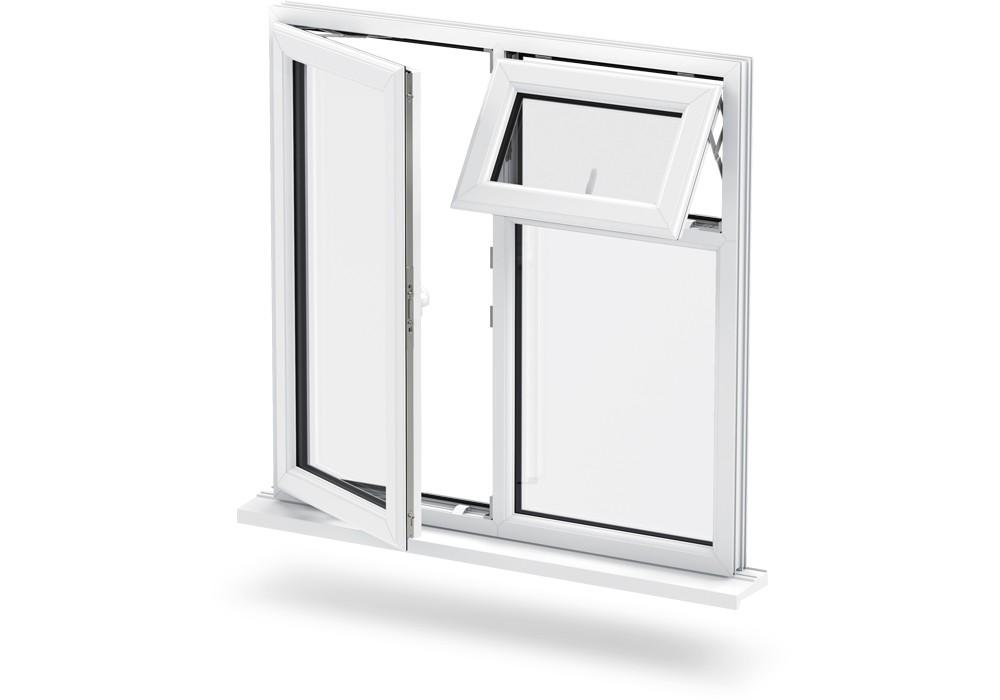 High Quality Australian Standards thermal UPVC pvc sliding window With Good Price-