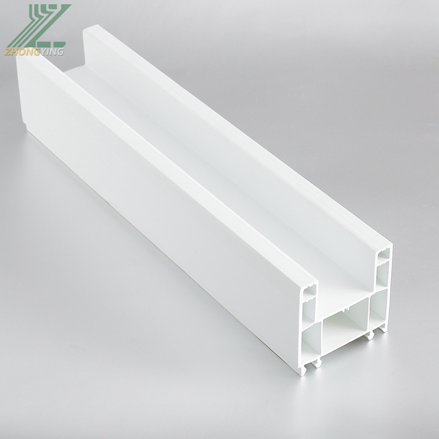 UPVC Window Frame Extrusion Profiles Oem With Good Price-