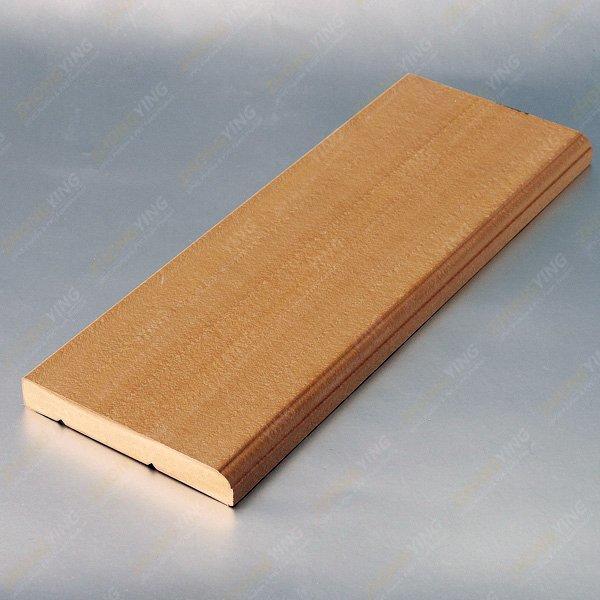 Plastic Profiles For Furniture - Wpc decorative board