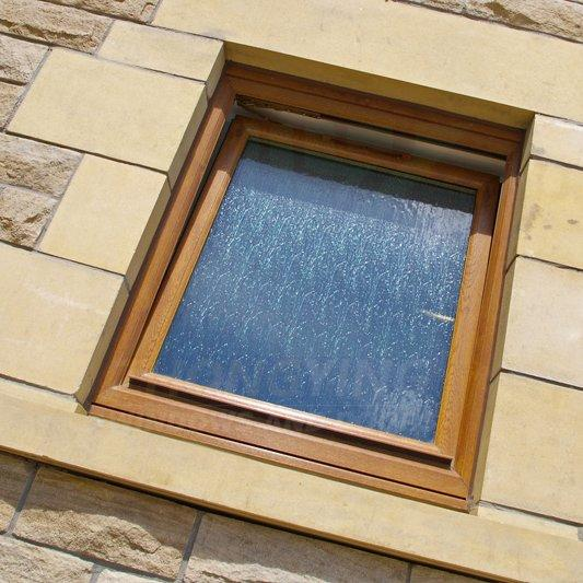 Upvc tilt and turn window - Vinyl tilt and turn window